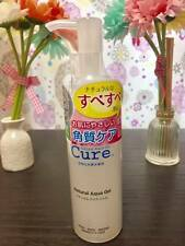 Japanese Face Exfoliator Cure Natural Aqua Gel 100ml with tracking