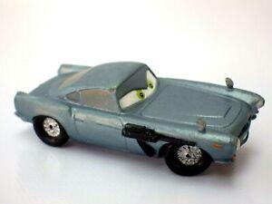Figurine Disney Bullyland Germany  CARS 2 Finn McMissile 7 cm cm neuf