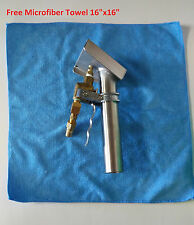 """Free Towel + Detail Upholstery Tool Open Wand 4"""" PMF detailing carpet clean USA"""