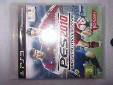 Pro Evolution Soccer 2010 PES Nuevo precintado PS3  PAL España
