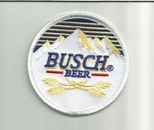 Busch Beer advertising patch 3 in dia #5037