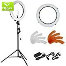 Neewer 18 inches 55W LED 5500K Dimmable Ring Light Kit Includes: (1)SMD Ring Lig