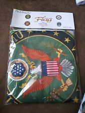 """Military Flag """"Some Gave All"""" Us Army Navy Air Force Marines Logo 3 x 5 ft Nip"""