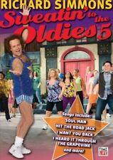 DVD NTSC 0 Richard Simmons Sweatin to The Oldies Vol 5