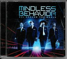 CD ALBUM 15 TITRES--MINDLESS BEHAVIOR--ALL AROUND THE WORLD--2013