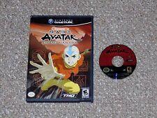 Avatar: The Last Airbender Nintendo GameCube Game & Case