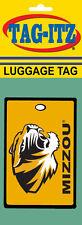 Missouri Tigers Luggage Tag