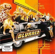 Blurred - 2002- Australian Original Movie Soundtrack CD-BRAND NEW AND SEALED