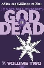 GOD IS DEAD VOL #2 TPB Jonathan Hickman, Mike Costa, Avatar Comics #7-12 TP