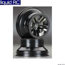 Arrma AR510030 Wheels Fury Black Chrome (2)