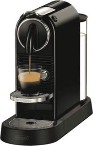 NEW Nespresso EN167B DeLonghi Citiz Solo Capsule Machine