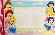 Hallmark Disney PRINCESS Blank Photo Cards Invitation Announcement Thank You 4