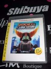 PS3 Game Ratchet & Clank Future: Tools of Destruction used