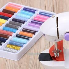 39 Spools Mixed Colors 100% Cotton Sewing Quilting Threads Set All Purpose