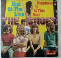 "THE SHOES-1969-7""⚠️Unplayed⚠️ End of the line/Happiness.. -59354-Polydor-Germany"