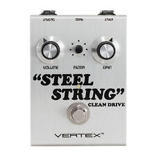Vertex Steel String Drive Overdrive Pedal
