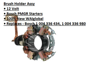STARTER BRUSH HOLDER FITS Audi Model: 80, 90, A4, A4 Quattro Volkswagen