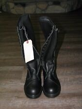 """DSCP Pole Climber Steel Toe Boot Motorcycle 16""""- 7D New w/Tags"""