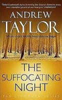 The Suffocating Night (A Lydmouth mystery) by Andrew Taylor, Acceptable Book (Pa