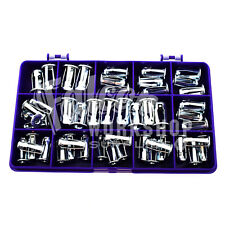 48 ASSORTED M4 M5 M6 LONG JACK NUTS THREADED INSERT SCREW ANCHORS BLIND KIT