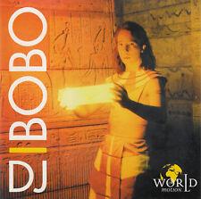 DJ Bobo: World in Motion (CD mit Wackelbild-Cover)