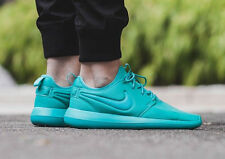 NIKE ROSHE 2 Zapatillas Zapatos Correr Gimnasio TWO Casual-UK 10 (EUR 45) - Transparente Jade
