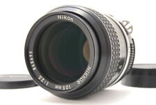 【Near Mint】NIKON Ai NIKKOR 105mm f/2.5 Prime MF SLR Lens From JAPAN A324