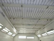 """665Ht Spray Paint Booth Ceiling Filter Global Finishing Gfs 75.5"""" x 149"""" Each"""