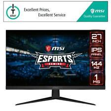 "MSI Optix G271 Full HD 27"" IPS LCD Gaming Monitor - REFURBISHED"