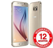 SAMSUNG Galaxy S6 SM-G920F - 32GB-ORO PLATINO (Sbloccato) Smartphone