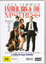 Father, Son & The Mistress / Jack Lemmon - DVD Pal All REGION