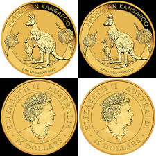 2020 Australian Kangaroo 1/10oz Gold Bullion Coin Perth Mint 99.99%