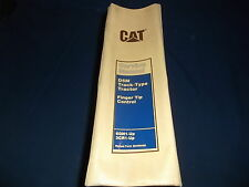 CAT CATERPILLAR D5M CRAWLER TRACTOR DOZER SERVICE SHOP REPAIR MANUAL 6GN 3CR