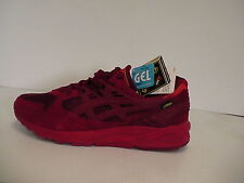 Asics running shoes gel kayano trainer burgundy size 10 new with box