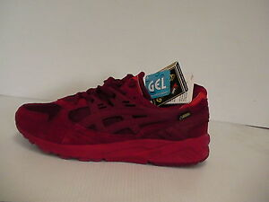 ASICS Chaussures Course Gel Kayano Basket Bordeaux Taille 10.5 Neuf avec Boîte