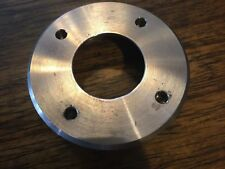 VINTAGE BMW R50-R69S NEW STAINLESS STEEL WHEEL HUB NUT EARLY TYPE FOR FELT SEAL