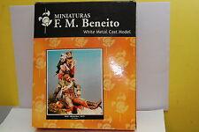 MINIATURAS F. M . BENEITO WATERLOO 1815  REF 90 / 8