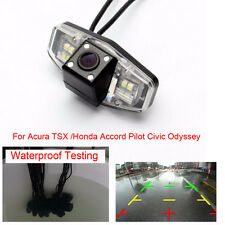 Backup Rear View Parking Camera for Acura TSX /Honda Accord Pilot Civic Odyssey