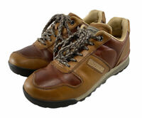 Merrell  Solo Luxe Beeswax Brown Leather Sneakers Shoes Women's size us 6.5M