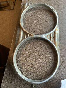 Datsun 510 70 71 72 73 OEM Left Drivers Side Headlight Bezel clean nice shape