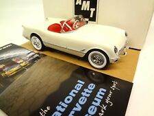 1953 Corvette Dealer Promotional Model 1:25 scale Promo Blue Flame Six Re-Issue