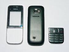 Housing Cover Facia Fascia Faceplate case for Nokia C2-01 black    -111245