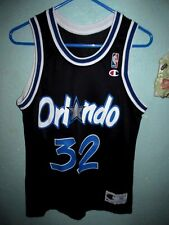 ORLANDO MAGIC SHAQUILLE ONEAL JERSEY SIZE 36 CHAMPION