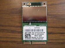 DELL 0P560G WPAN BLUETOOTH CARD MINI-PCI-E P560G OP560G BCM92046MPCIE BCM92046