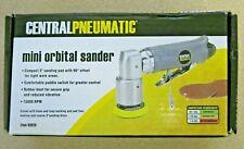 "New Central Pneumatic 2"" Professional Mini Orbital Air Sander 15000 rpm"