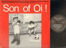 Son of Oi LP 1983 UK 24 track Compilation SON OF OI!