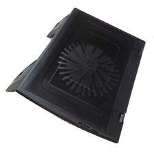 Notebook Cool Cooler Laptop Kühler schwarz Ständer mit inegriertem Lüfter