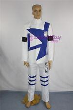 Tokusou Sentai Dekaranger Deka Break White cosplay costume