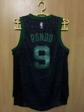 NBA BOSTON CELTICS BASKETBALL SHIRT JERSEY ADIDAS RAJON RONDO #9