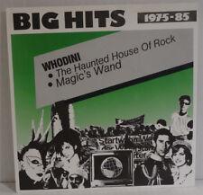 "WHODINI - The Hounted House of Rock - Magic's Wand > Vinyl Single 7"""